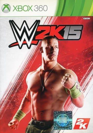 アジア版 WWE 2K15[英語版](国内版本体動作可)