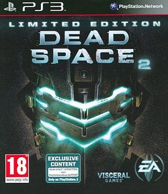 EU版 DEAD SPACE 2 LIMITED EDITION (18歳以上対象・国内本体可)