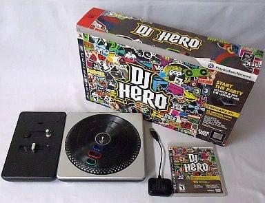 北米版 DJ HERO(国内版本体動作可)