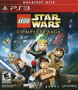北米版 LEGO STAR WARS THE COMPLETE SAGA [GREATEST HITS]