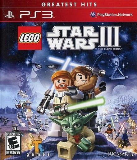 北米版 LEGO STAR WARS III THE CLONE WARS [GREATEST HITS] (国内版本体動作可)