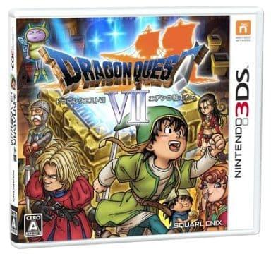 ドラゴンクエスト7 エデンの戦士たち(3DS)