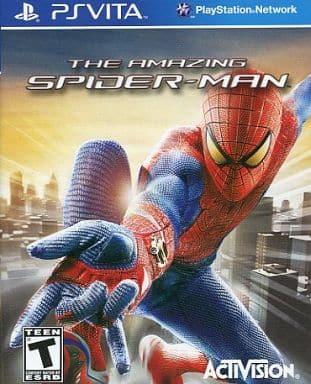 北米版 THE AMAZING SPIDER-MAN (国内版本体動作可)