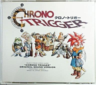 クロノ・トリガー オリジナル・サウンド・ヴァージョン (状態:付属品欠け)