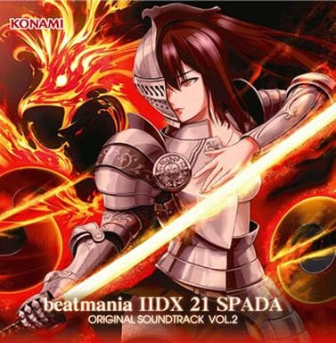beatmania IIDX 21 SPADA ORIGINAL SOUNDTRACK Vol.2[コナミスタイル盤]