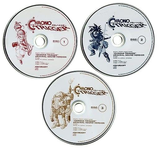 クロノ・トリガー オリジナル・サウンド・ヴァージョン(状態:ディスクのみ)