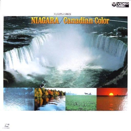 <コロムビアELVシリーズ>大自然の輝き-ナイアガラ カナディアン・カラー