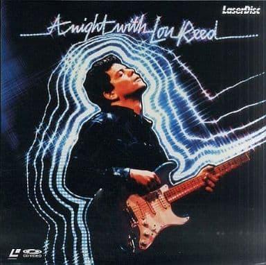 ルー・リード / A Night with Lou Reed