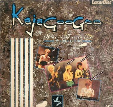 KAJAGOOGOO / WHITE FEATHERS TOUR