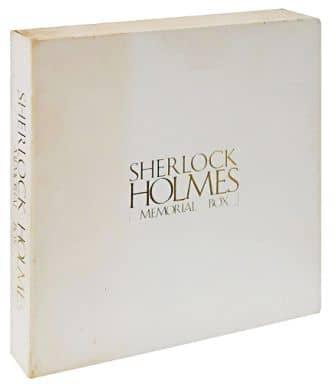 名探偵ホームズ大全集 SHERLOCK HOLMES MEMORIAL BOX