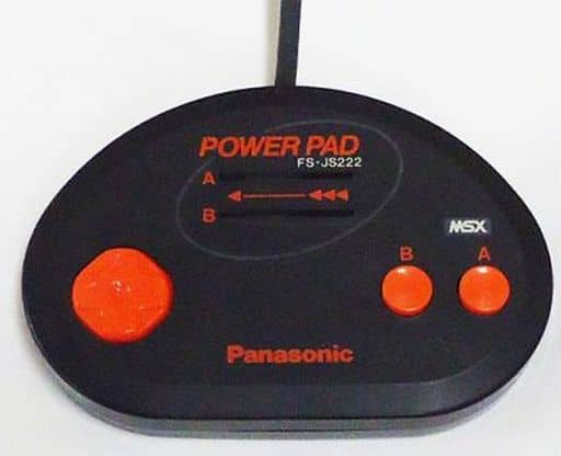 MSX パワーパッド(状態:本体のみ)