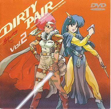 新オリジナルビデオシリーズ ダーティペア VOL.2