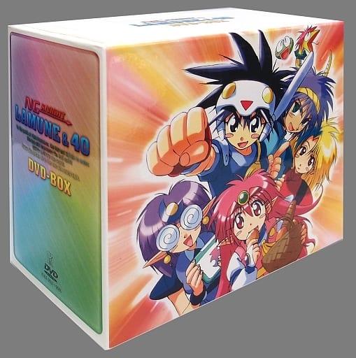 NG騎士ラムネ &40 DVD-BOX [初回限定版]