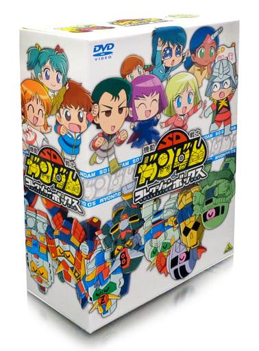 駿河屋 -<中古>機動戦士SDガンダム コレクションボックス[限定版 ...