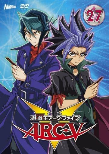 遊戯王ARC-V TURN 27