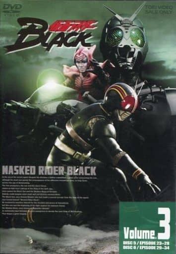 仮面ライダーBLACK (3) 2枚組
