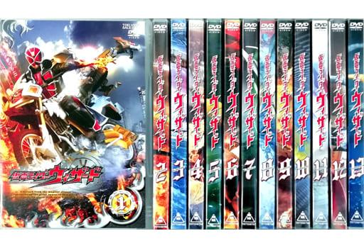 仮面ライダーウィザード 通常版 全13巻セット