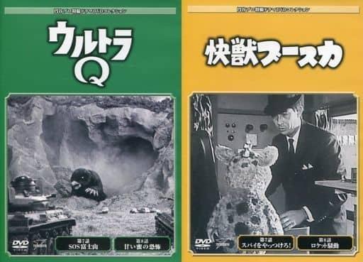 円谷プロ特撮ドラマDVDコレクション 4
