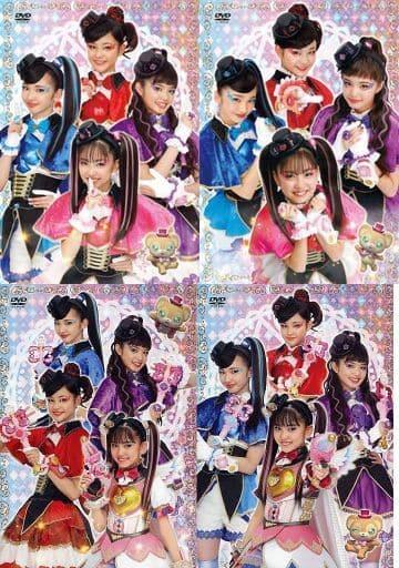 ひみつ×戦士 ファントミラージュ! DVD BOX 初回生産版 全4BOX