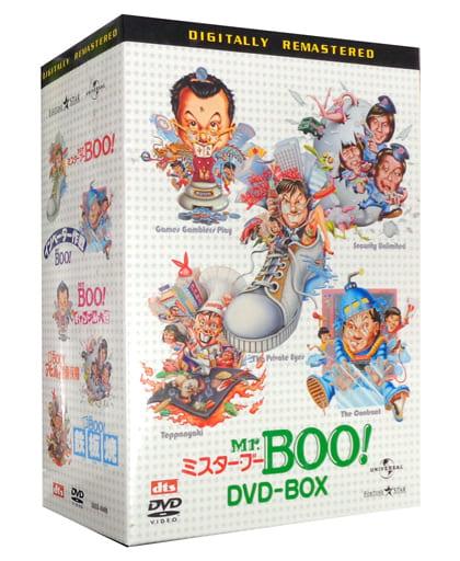 Mr.BOO! DVD-BOX [初回数量限定生産]