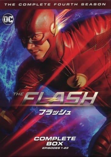 THE FLASH/フラッシュ [フォース・シーズン] DVD コンプリート・ボックス