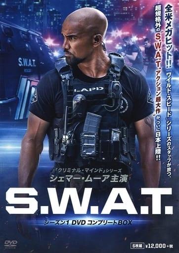 S.W.A.T. シーズン1 コンプリートBOX [初回生産限定版]
