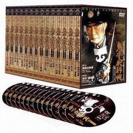 不備有)鬼平犯科帳 第1シリーズ DVD-BOX(状態:カラーブックレット欠品)