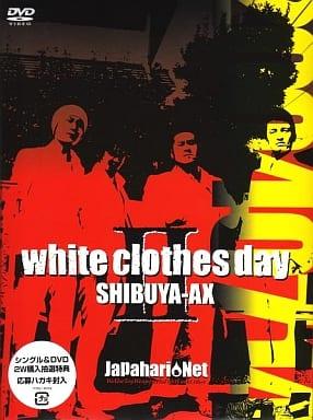 white clothes dayII/ジャパハリネット