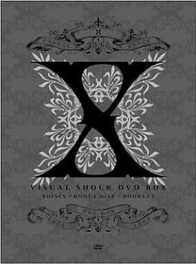 X VISUAL SHOCK DVD BOX 1989-1992 [完全生産限定盤]