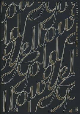 赤西仁 / Yellow Gold Tour 3011(初回限定盤A)