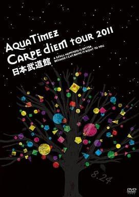 """Aqua Timez/""""Carpe diem tour 2011""""in 日本武道館[初回限定盤]"""