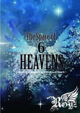 ロイズ / Roys 2012 SUMMER Oneman TOUR FINAL The Space of 「6」