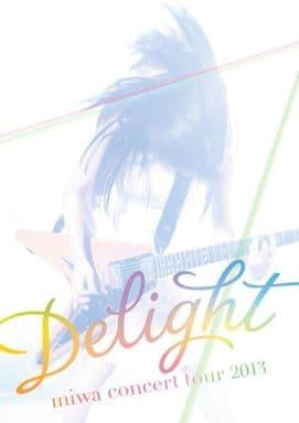 """miwa / concert tour 2013 """"Delight""""[初回仕様限定盤]"""