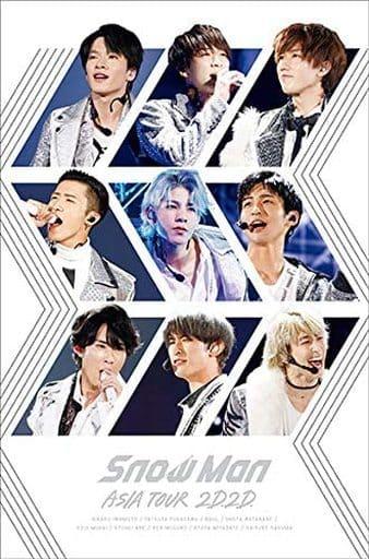 Snow Man / Snow Man ASIA TOUR 2D.2D. 通常盤 [初回仕様]