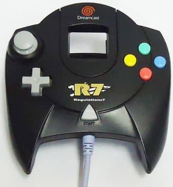 DC R7 コントローラー ブラック(単品)