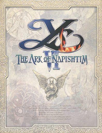 Ys VI -THE ARK OF NAPISHTIM- イース6 ナピシュテムの匣[DVD-ROM初回版]