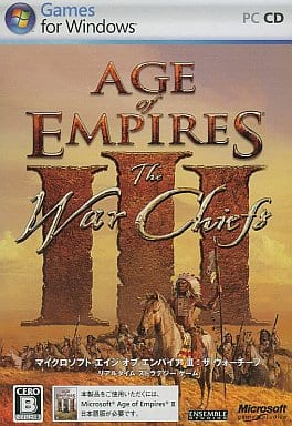 Age of Empires3 -The War Chife-