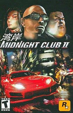 湾岸 MIDNIGHT CLUB II [北米版]
