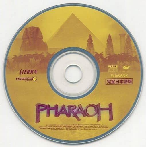 ファラオ ~古代エジプト建国シミュレーション~ [完全日本語版](状態:ゲームディスクのみ)