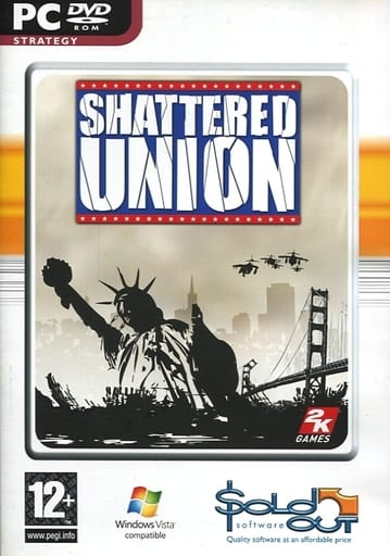 SHATTERED UNION SOLD OUT EU版