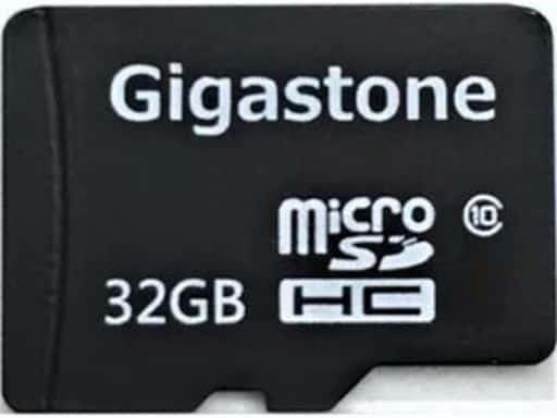 Gigastone microSD32GB class10 [GJM10/32G]