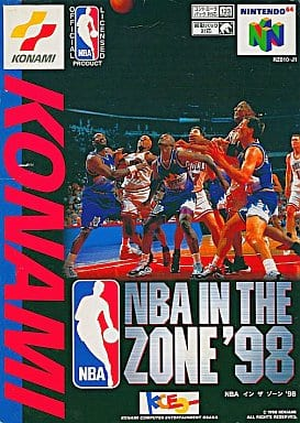 NBA IN THE ZONE'98 (SPG)