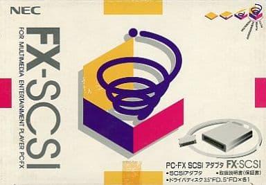 FX SCSIアタダプター