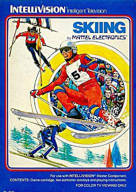 スキーイング SKIING
