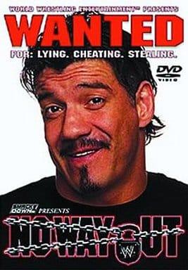 プロレス WWE ノー・ウェイ・アウト2004