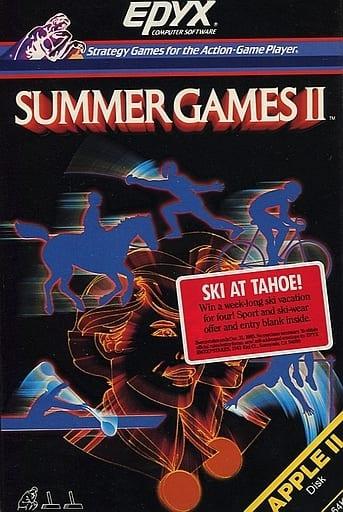 Summer Games 2 [海外版](状態:箱状態難※内箱含む)