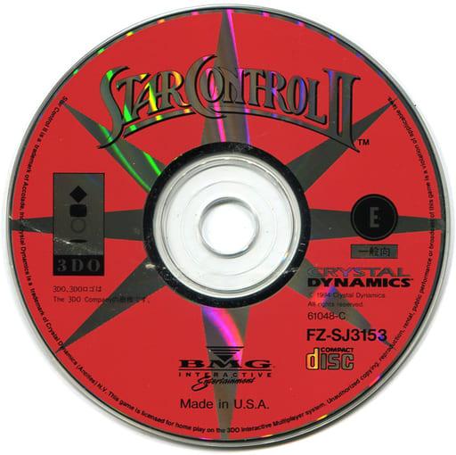スターコントロール2(状態:ゲームディスクのみ)