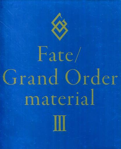 付属品付)Fate/Grand Order material Ⅲ