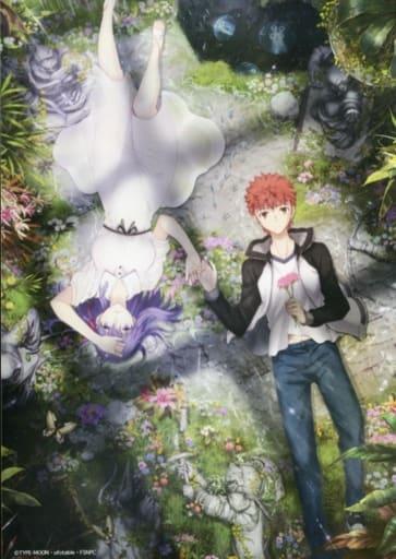 劇場版「Fate/stay nighit [Heaven's Feel]」II. lost butterfly キャラファイングラフ(衛宮士郎/間桐桜)