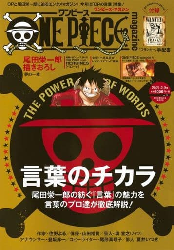 付録付)ONE PIECE magazine Vol.11